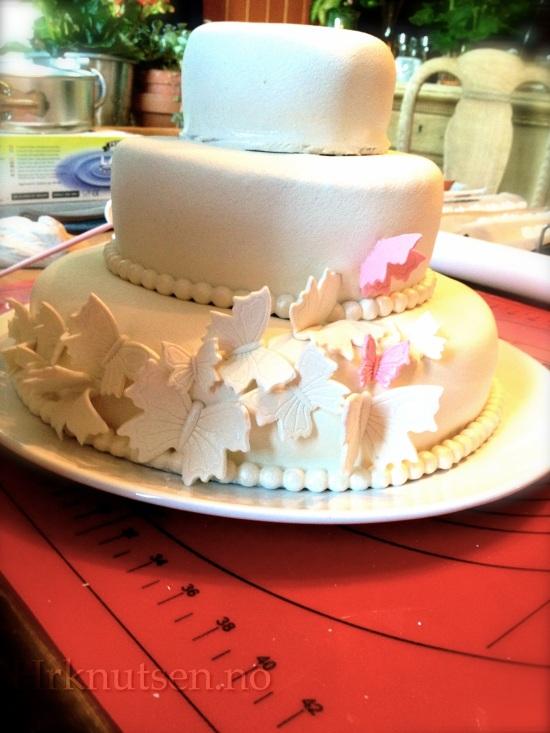 Kaken ferdig stablet